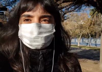 Ejercicio Documental: Autorretrato de Fernanda