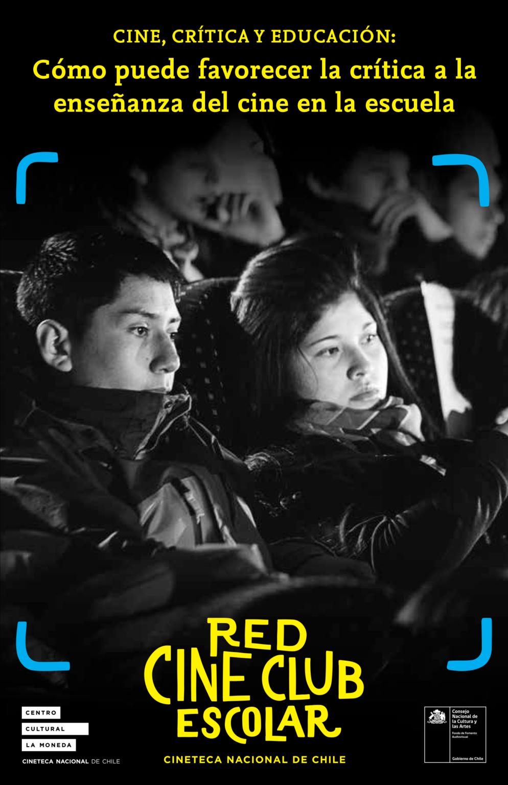 Cine, crítica y educación