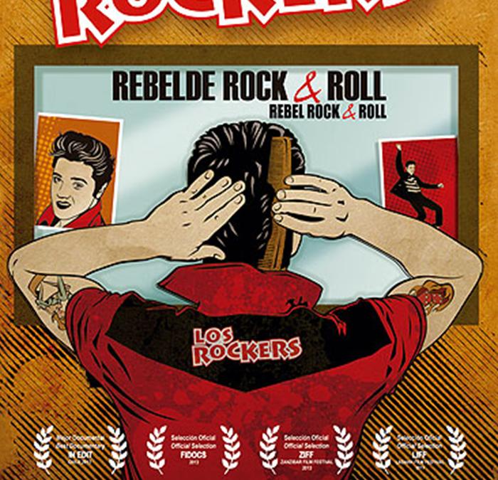 Los Rockers; rebelde rock & roll