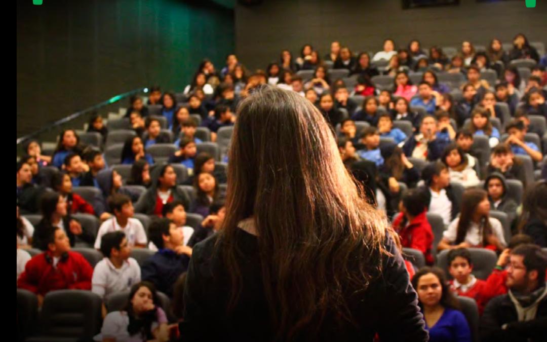 Manual de trabajo: De la apreciación cinematográfica a la creación de cineclubes escolares