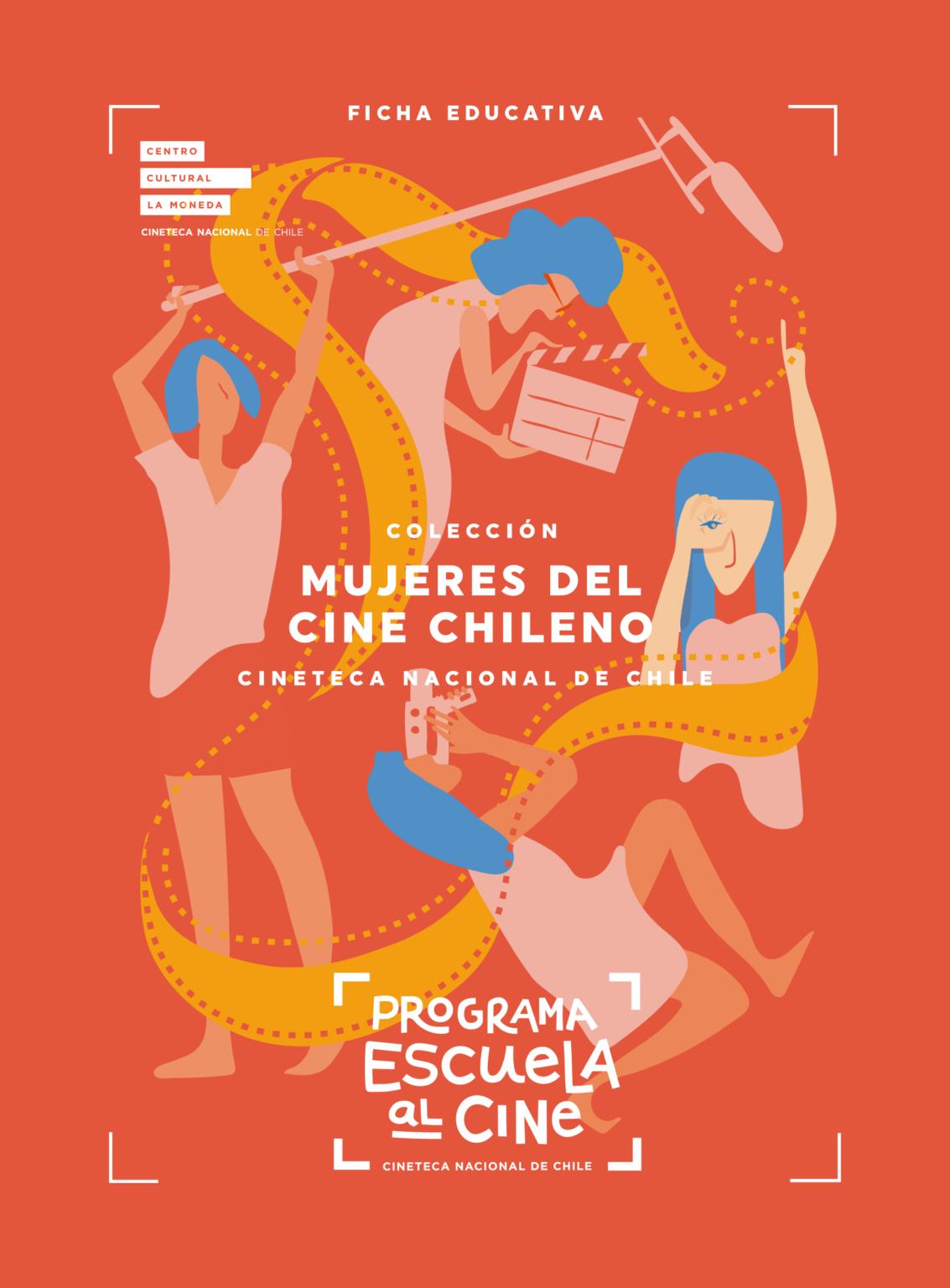 Colección Mujeres del cine chileno