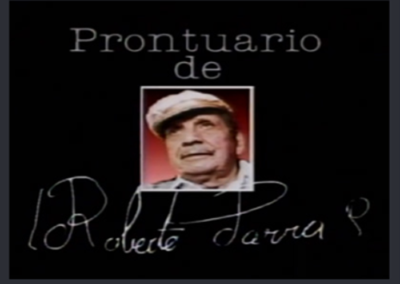Prontuario de Roberto Parra