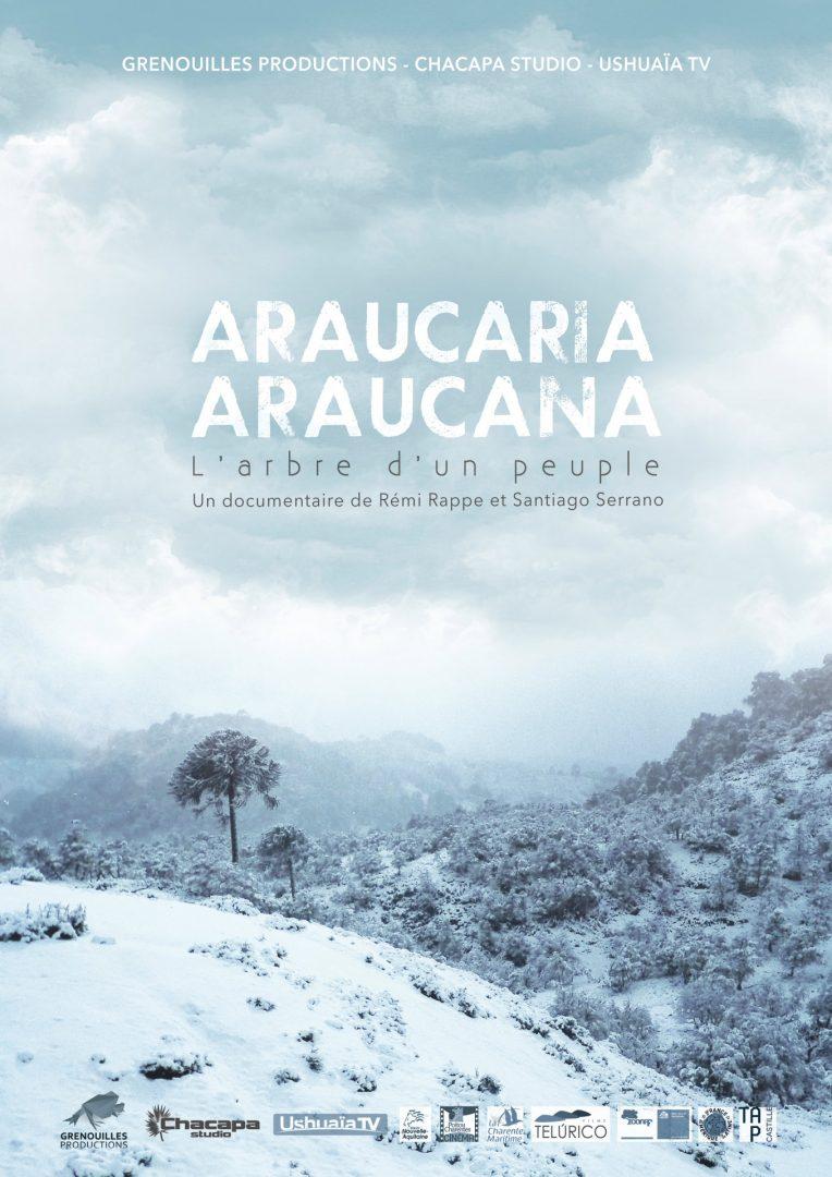 Afiche Araucaria Araucana2