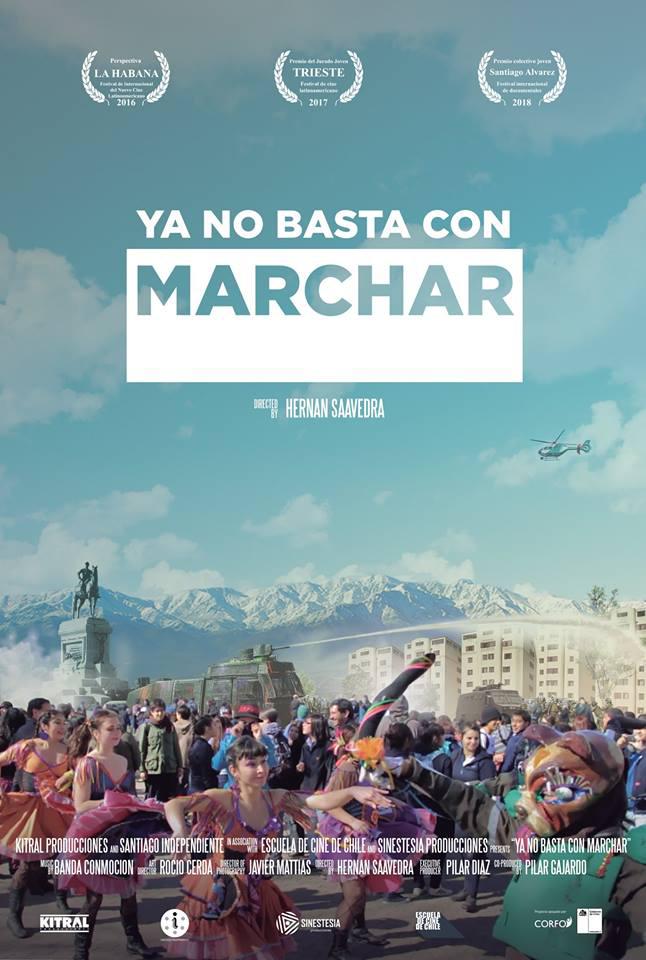 afiche-yanobastaconmarchar