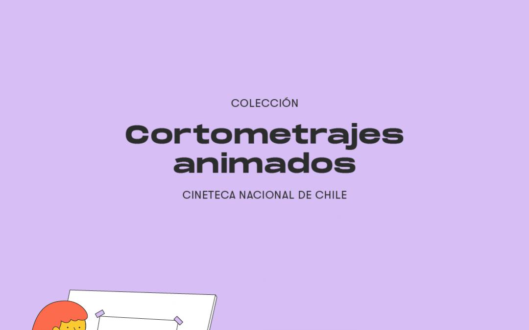 Colección Cortometrajes animados