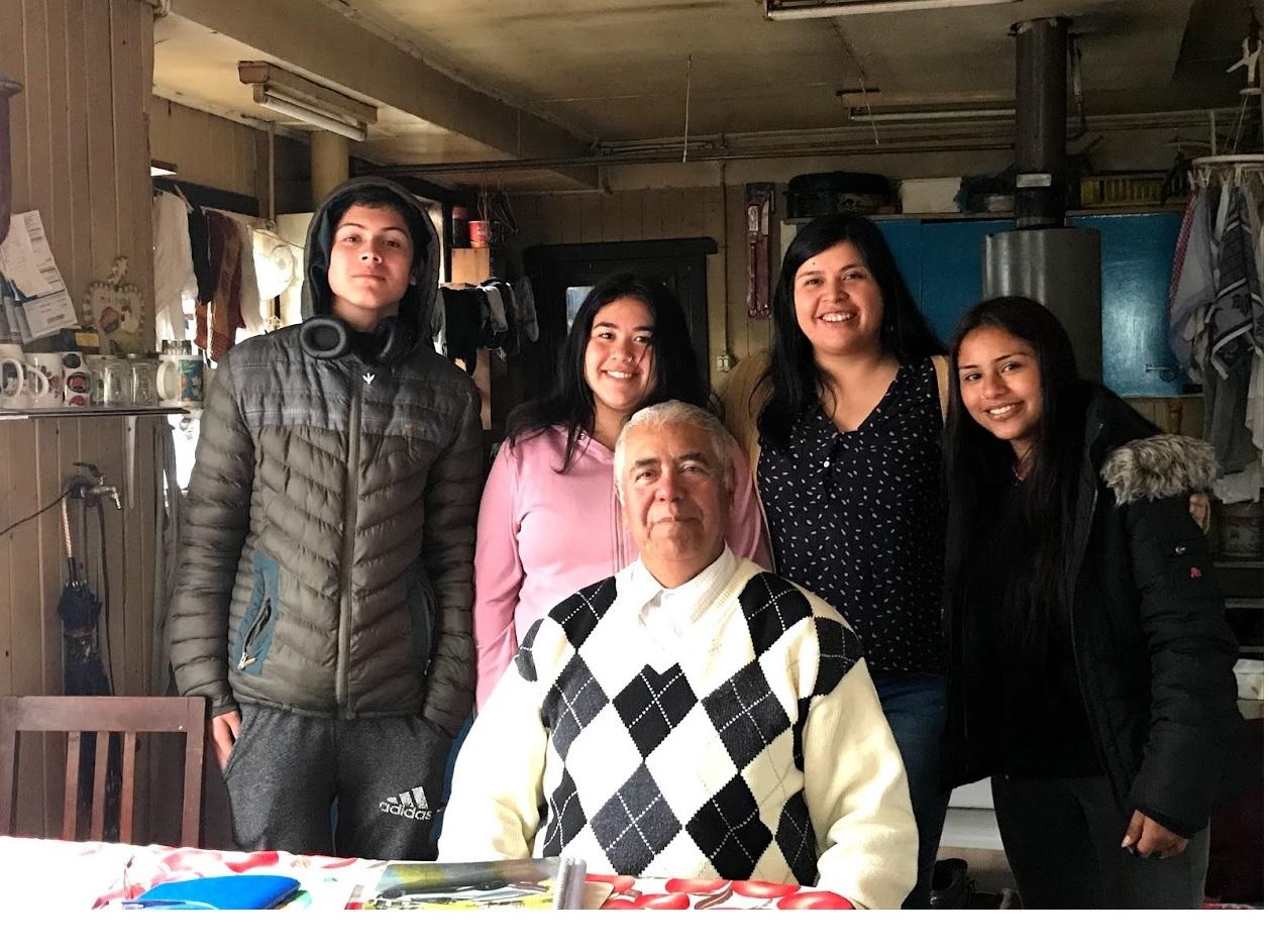 Imagen de archivo - integrantes del cine club de Sibila Cid